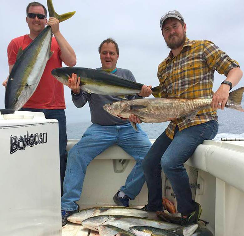 6 Pack Fishing Boat Rentals & Charters | Bongos Sportfishing